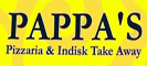 Pappa's Pizzaria & Indisk Take Away i 2920 Charlottenlund